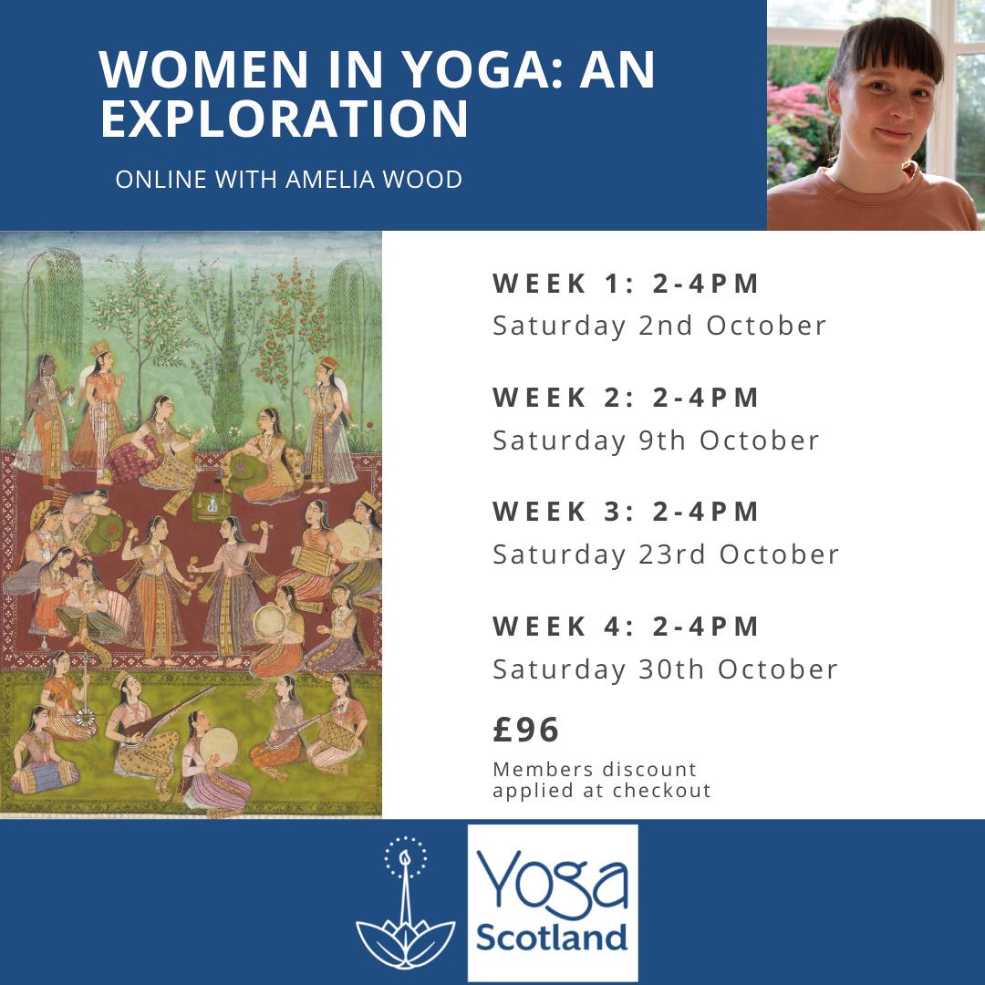 Women in Yoga An Exploration